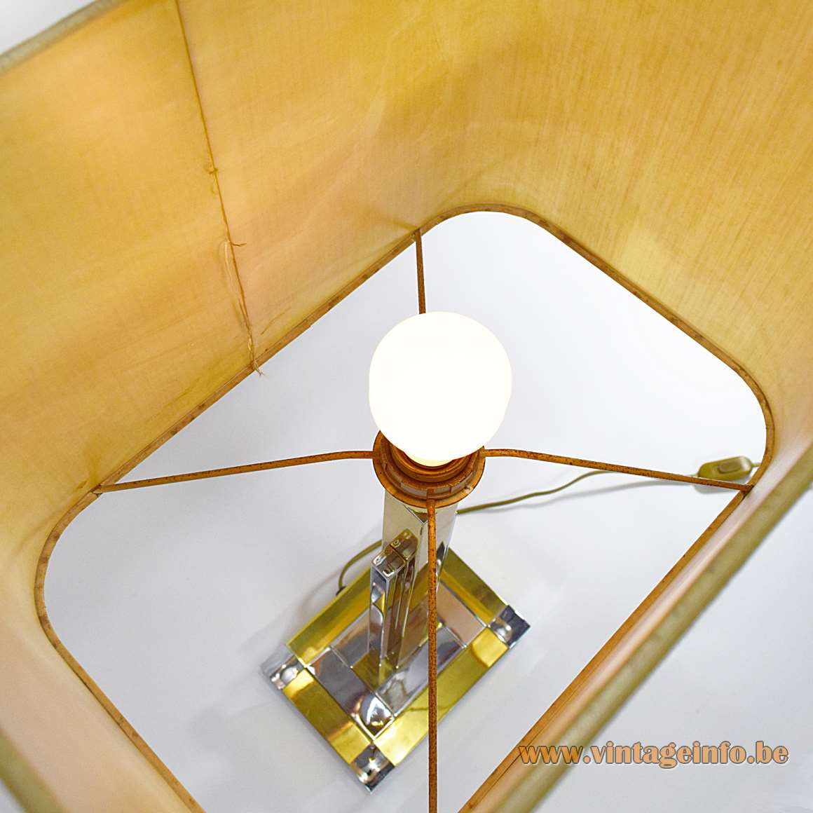 Willy Rizzo Table Lamp