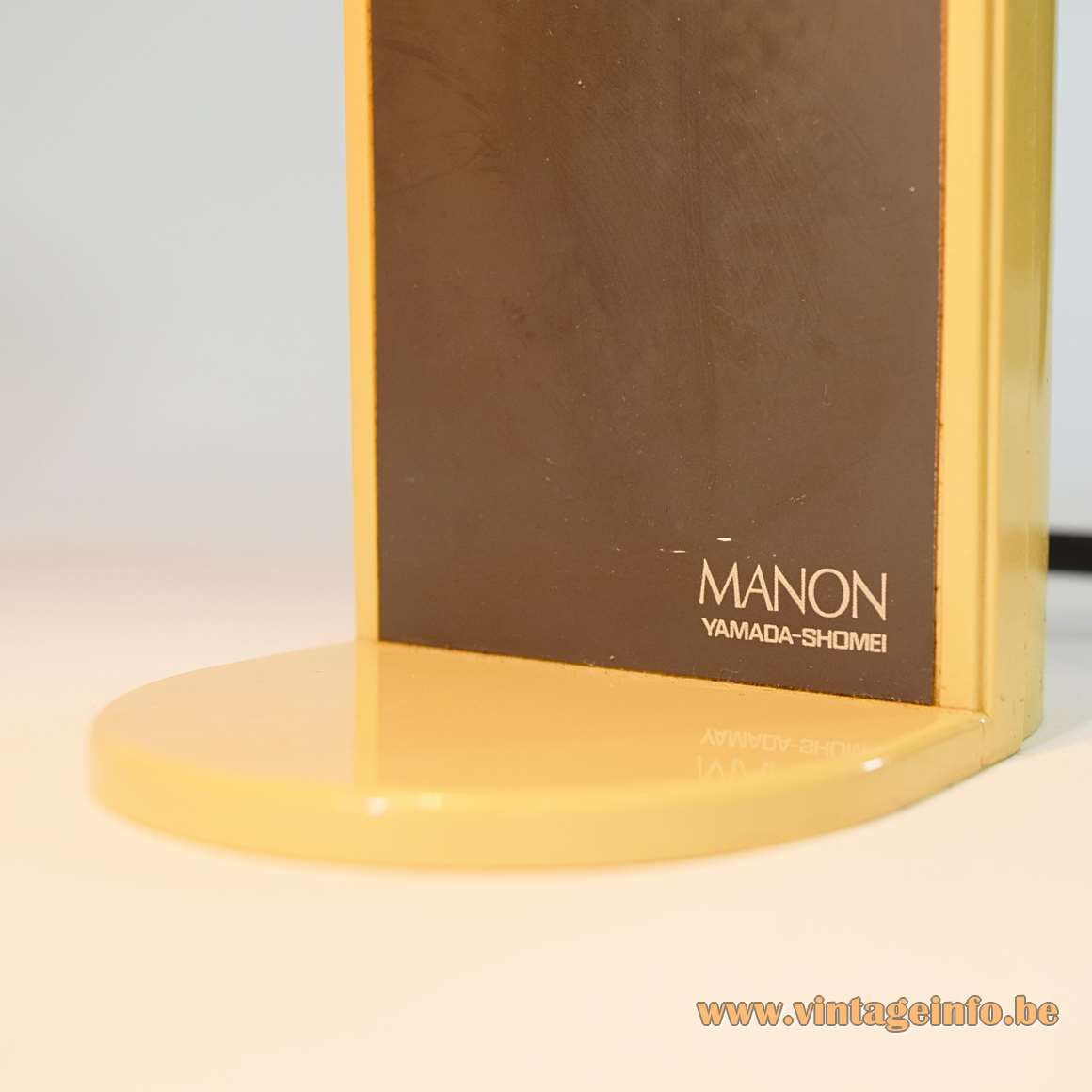 Yamada Shomei Manon foldable plastic table lamp Tronconi Fase Vrieland Happylight Fischer Leuchten Massive MCM