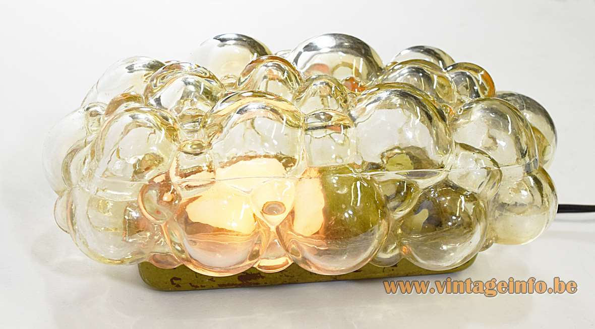 Helena Tynell Bubble Glass Wall Lamp