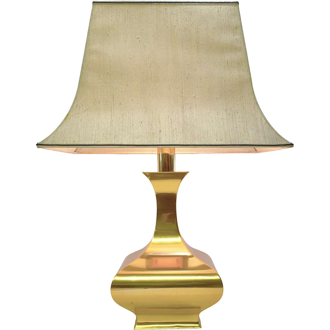Maria Pergay Balustre Table Lamp