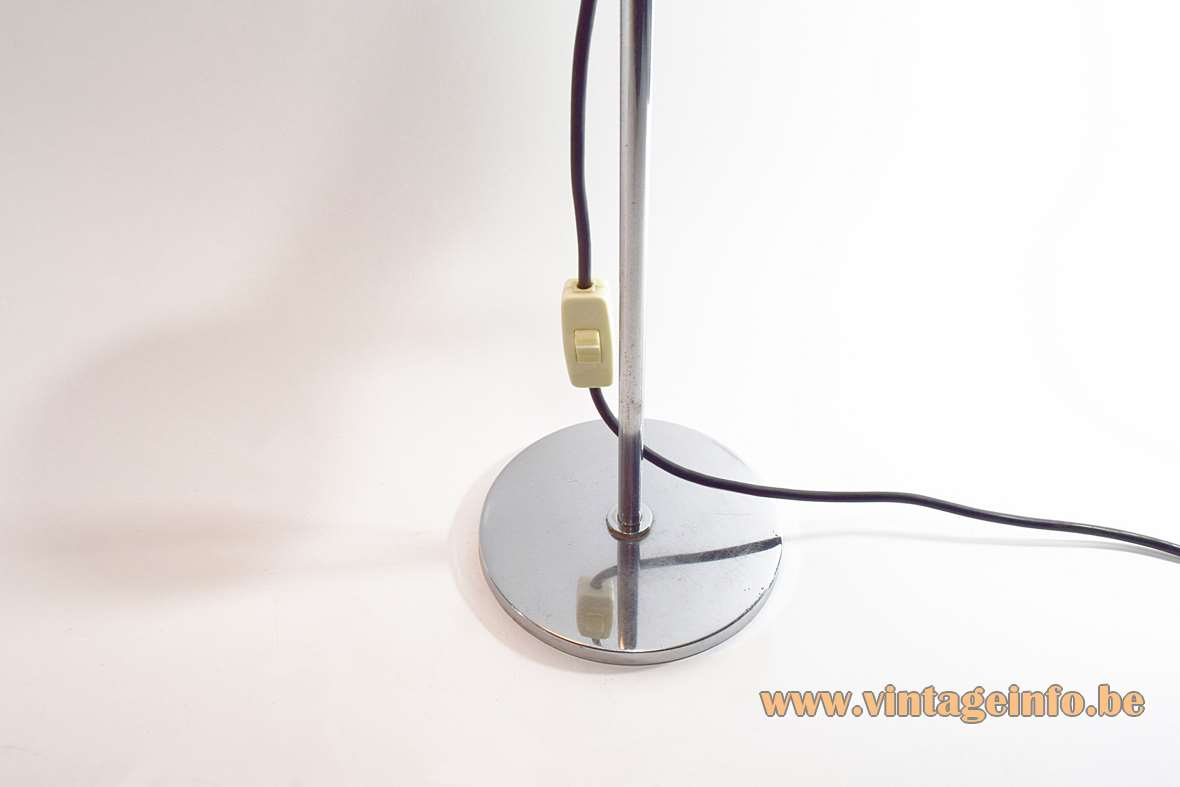 OMI Chrome Desk Lamp