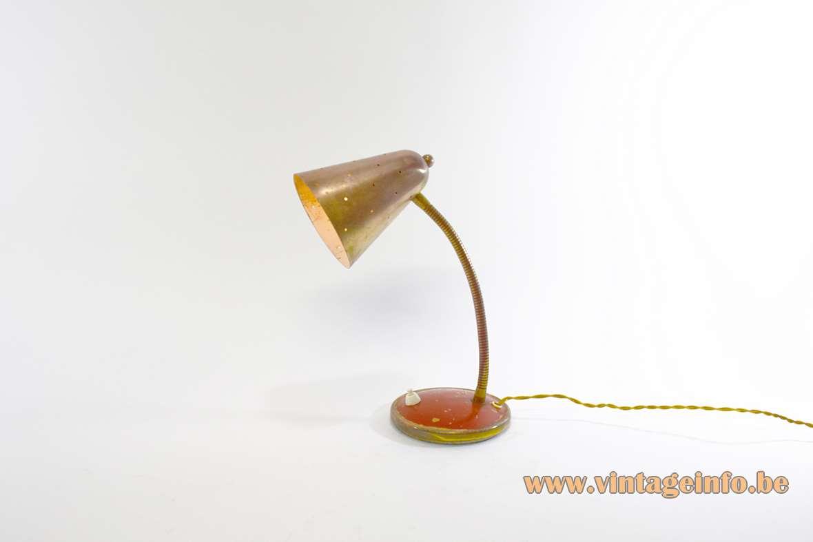 Vereinigte Werkstätten Desk Lamp