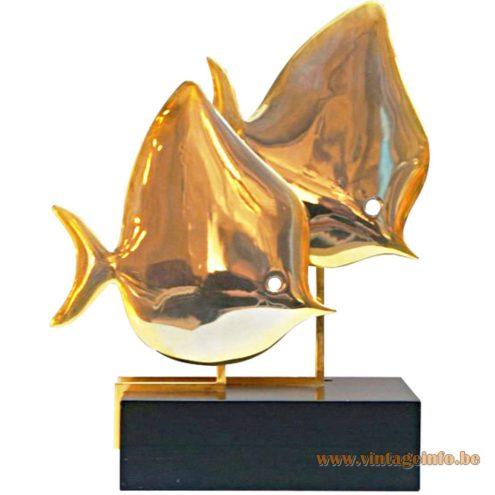 Galeotti Brass Fish