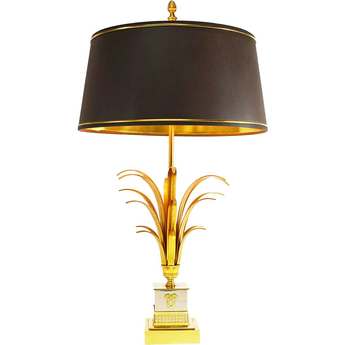 Boulanger Reed Table Lamp Vintage Info All About