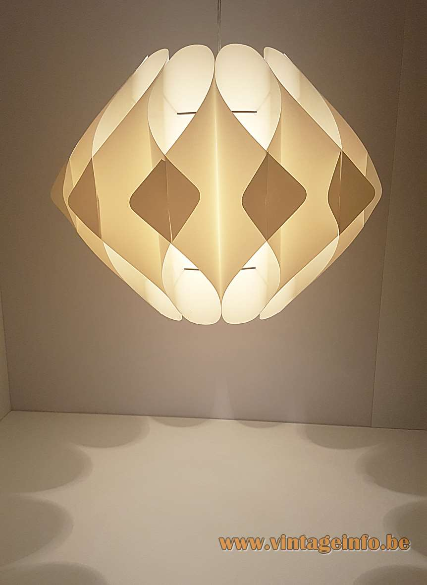Butterfly Style Pendant Lamp