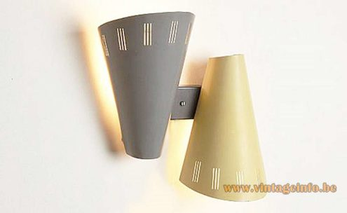 Philips NX27 Wall Lamp - Design Louis Kalff