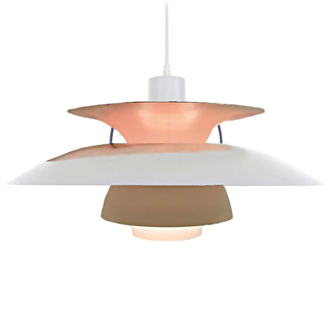 Poul Henningsen Ph 5 Pendant Lamp Vintage Info All