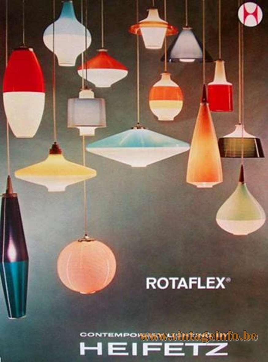 Rotaflex Publicity Heifetz