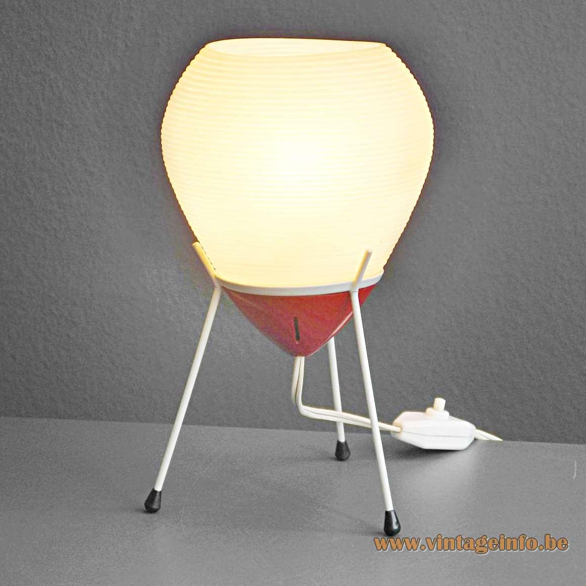 Rotaflex Tripod Table Lamp