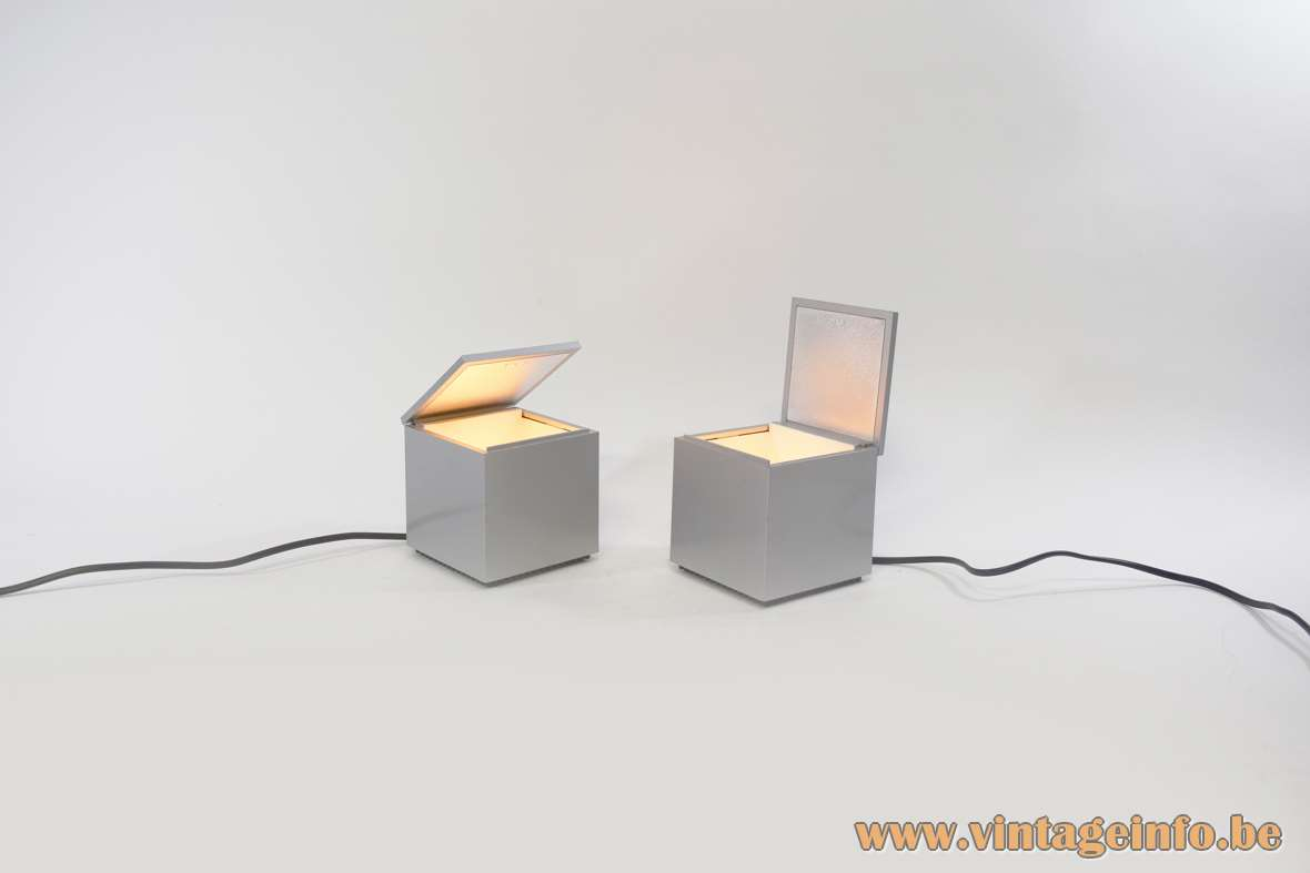 Cuboluce Table Lamp