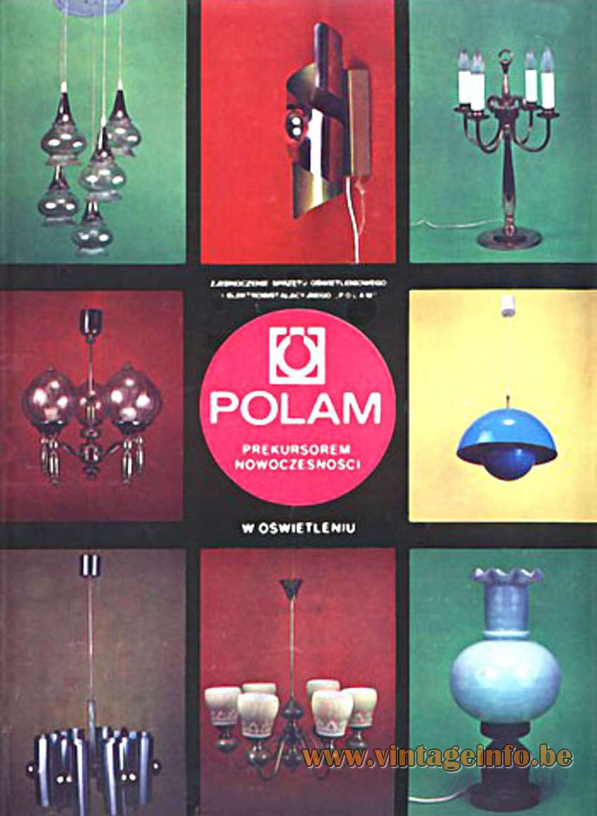 Raak Wokkel - Polam Stainless Steel Wall Lamp - Catalogue Picture - Hoax