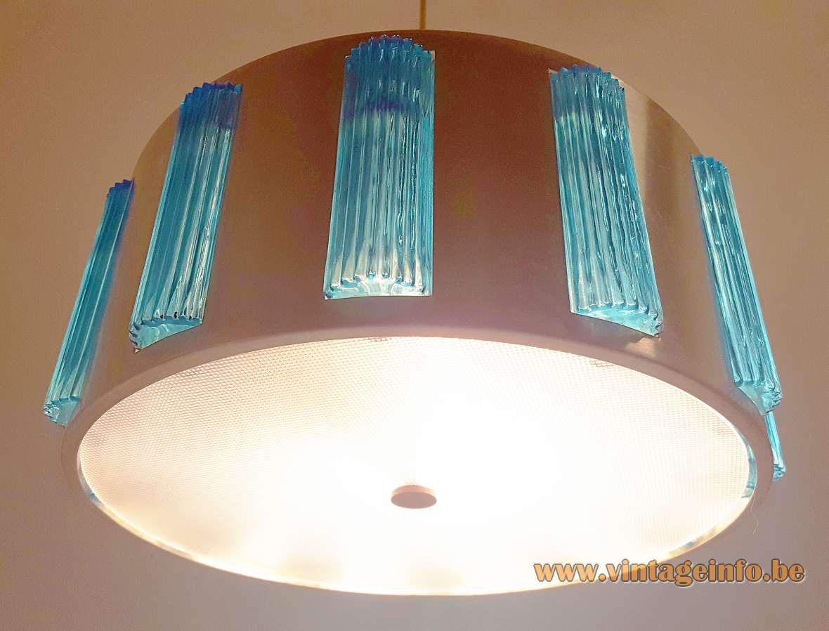 Lyfa Drum Pendant Lamp Vintageinfo All About Vintage Lighting