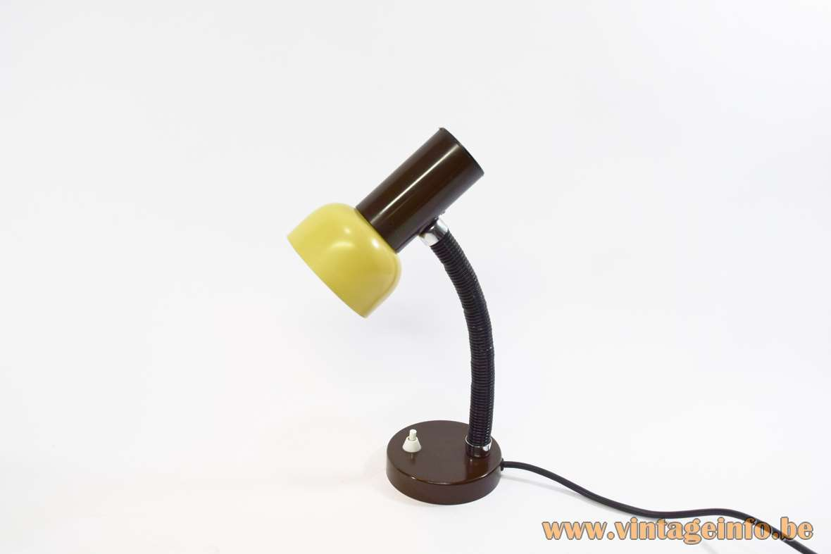 Banana Split Desk Lamp Vintage Info All About Vintage