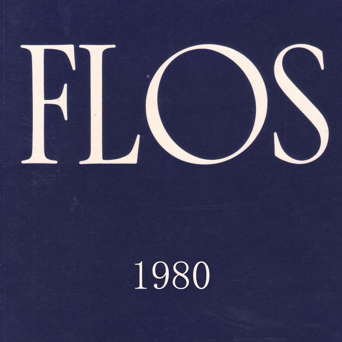 Vintage Lighting Catalogues - Flos Catalogue 1980