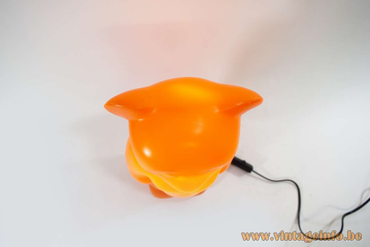 Lumibär Table Lamp plastic Design: Heinz Klein, Hans-Georg Leidig. Manufacturer: Elmar Flötotto, Germany 1990s