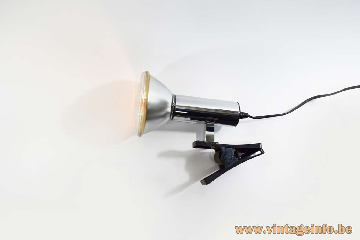 Targetti Clamp Spot Lamp