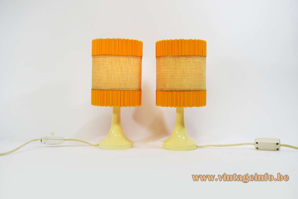 Aro Leuchte Bedside Table Lamps Vintageinfo All About Vintage Lighting