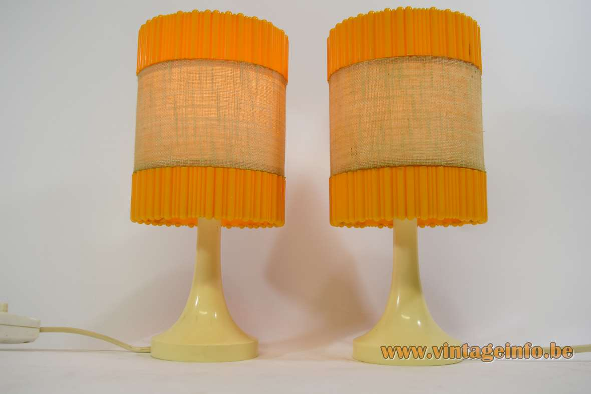 Image of: Aro Leuchte Bedside Table Lamps Vintageinfo All About Vintage Lighting