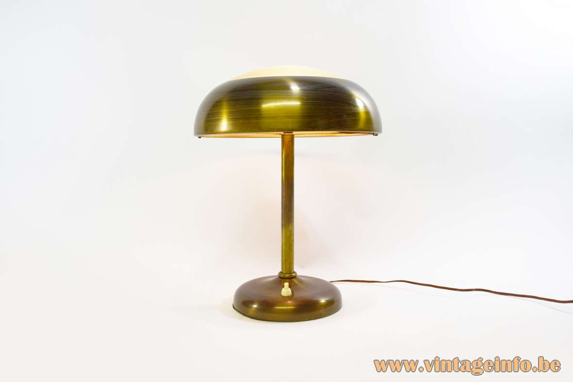 Bauhaus Table Lamp –Vintage Info – All About Vintage Lighting