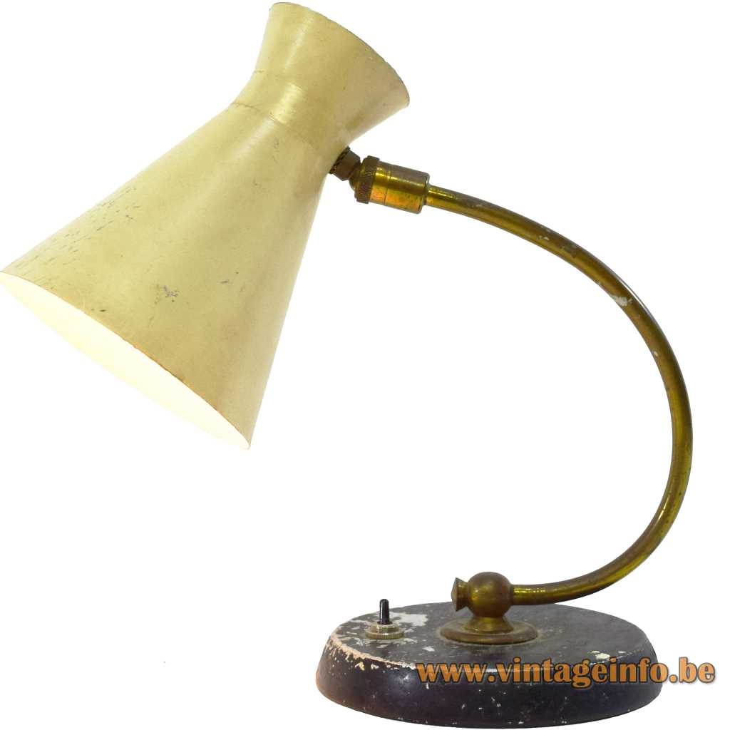 Diabolo Desk Lamp