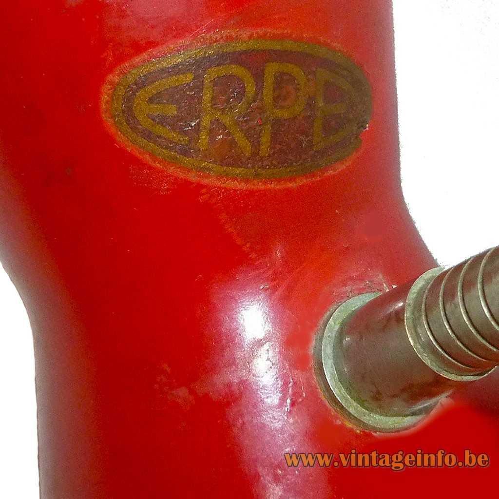 Diabolo Desk Lamp - Erpé Label