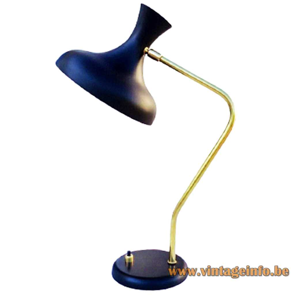 Diabolo Desk Lamp - Other Base
