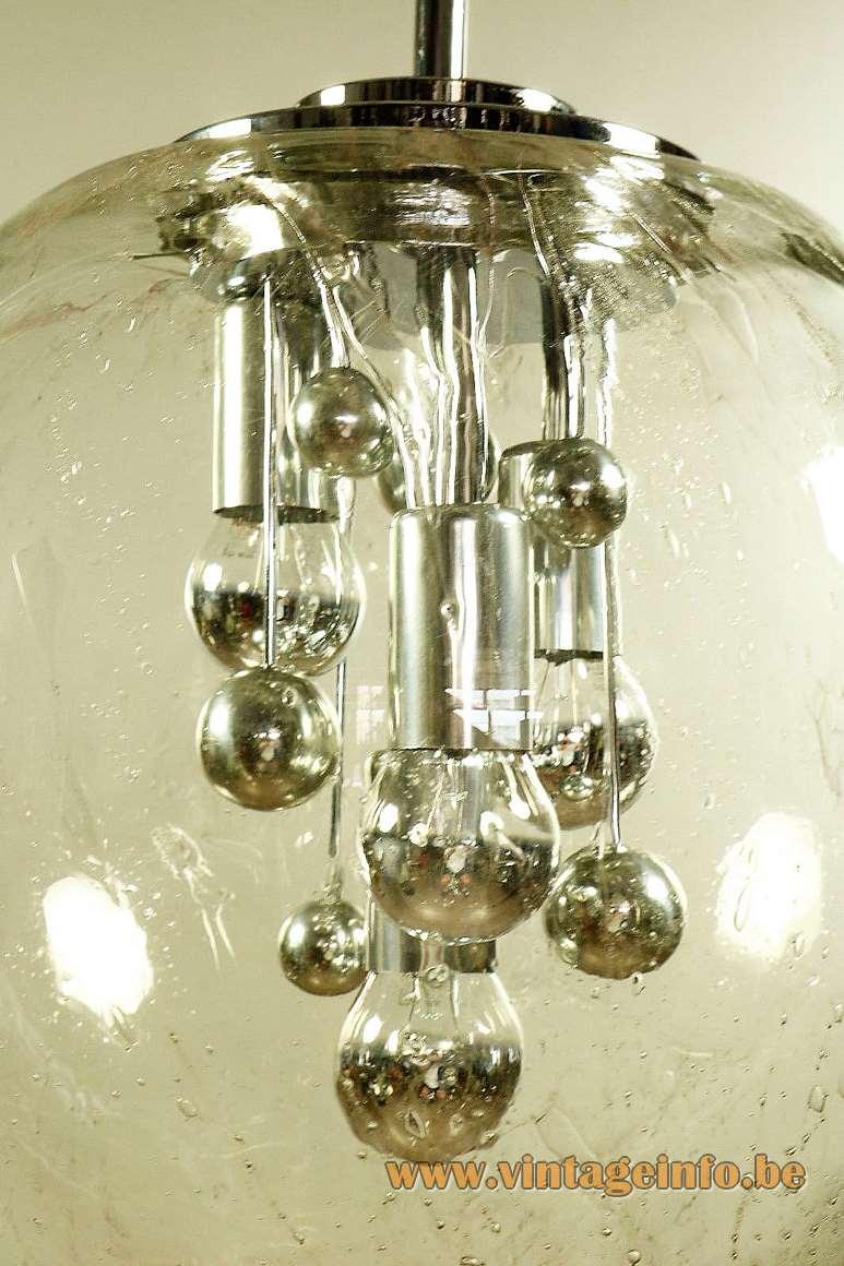 Sputnik Globe Pendant Lamp