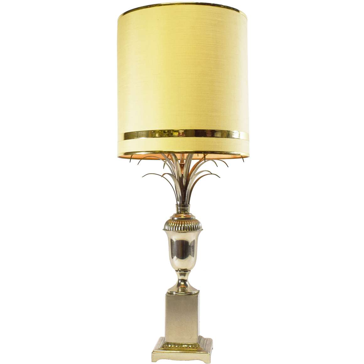 1970s Reed Table Lamp
