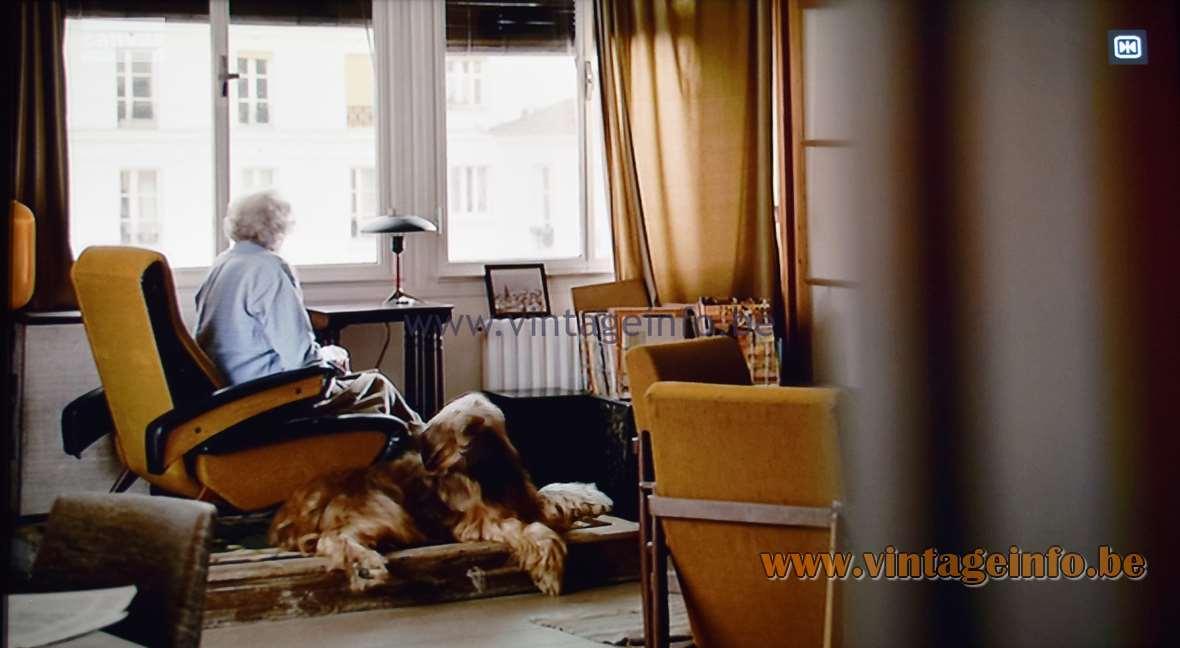 Louis Kalff Minou Desk Lamp - Et Si On Vivait Tous Ensemble (2010)