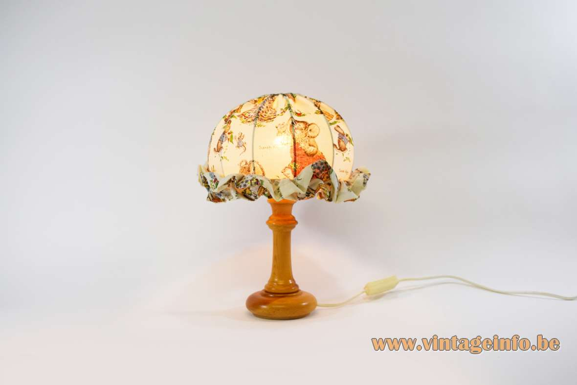 Sarah Kay Table Lamp Vintage Info All About Vintage