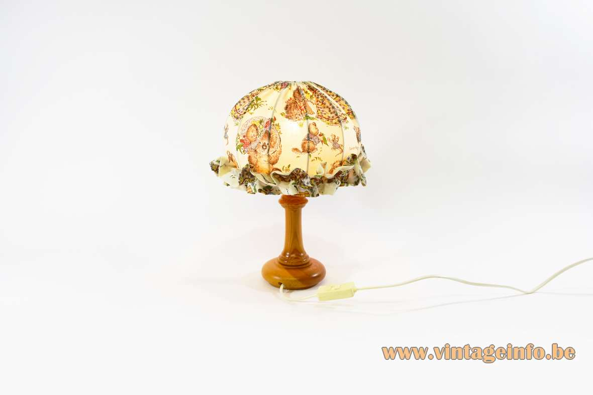 Sarah Kay Table Lamp