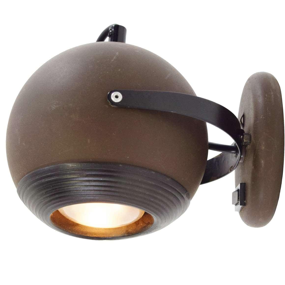 EH Leuchten Eyeball Wall Lamp