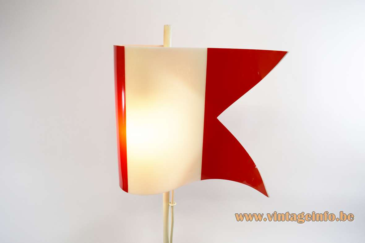 Flag Table Lamp