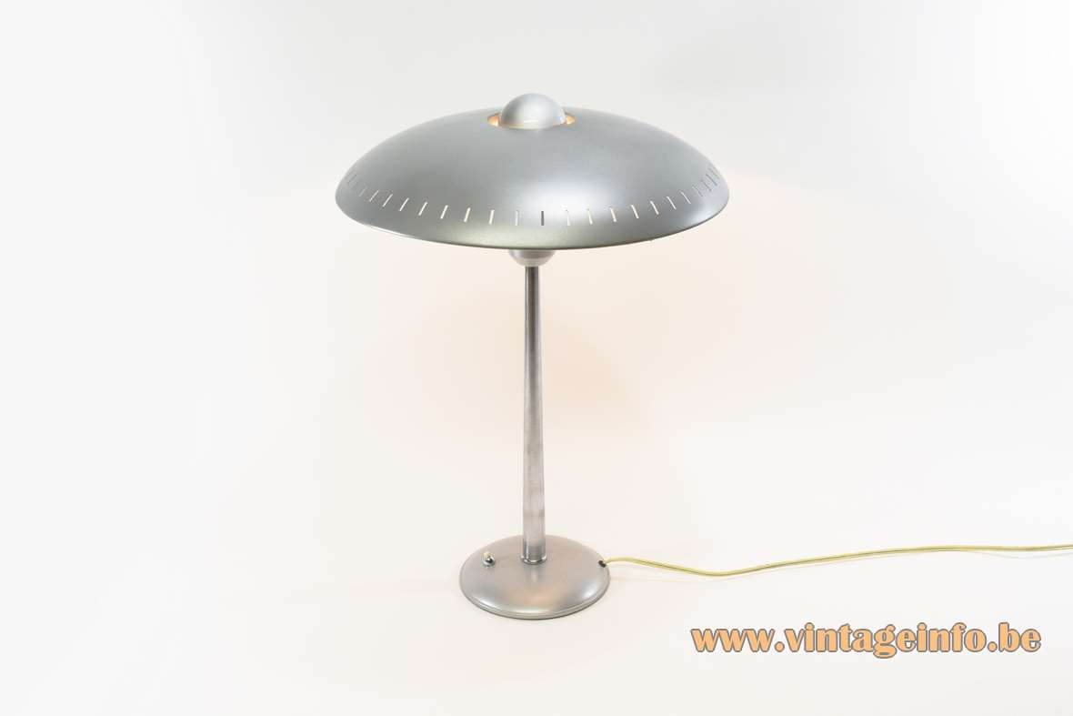 1950s Louis Kalff Desk Lamp