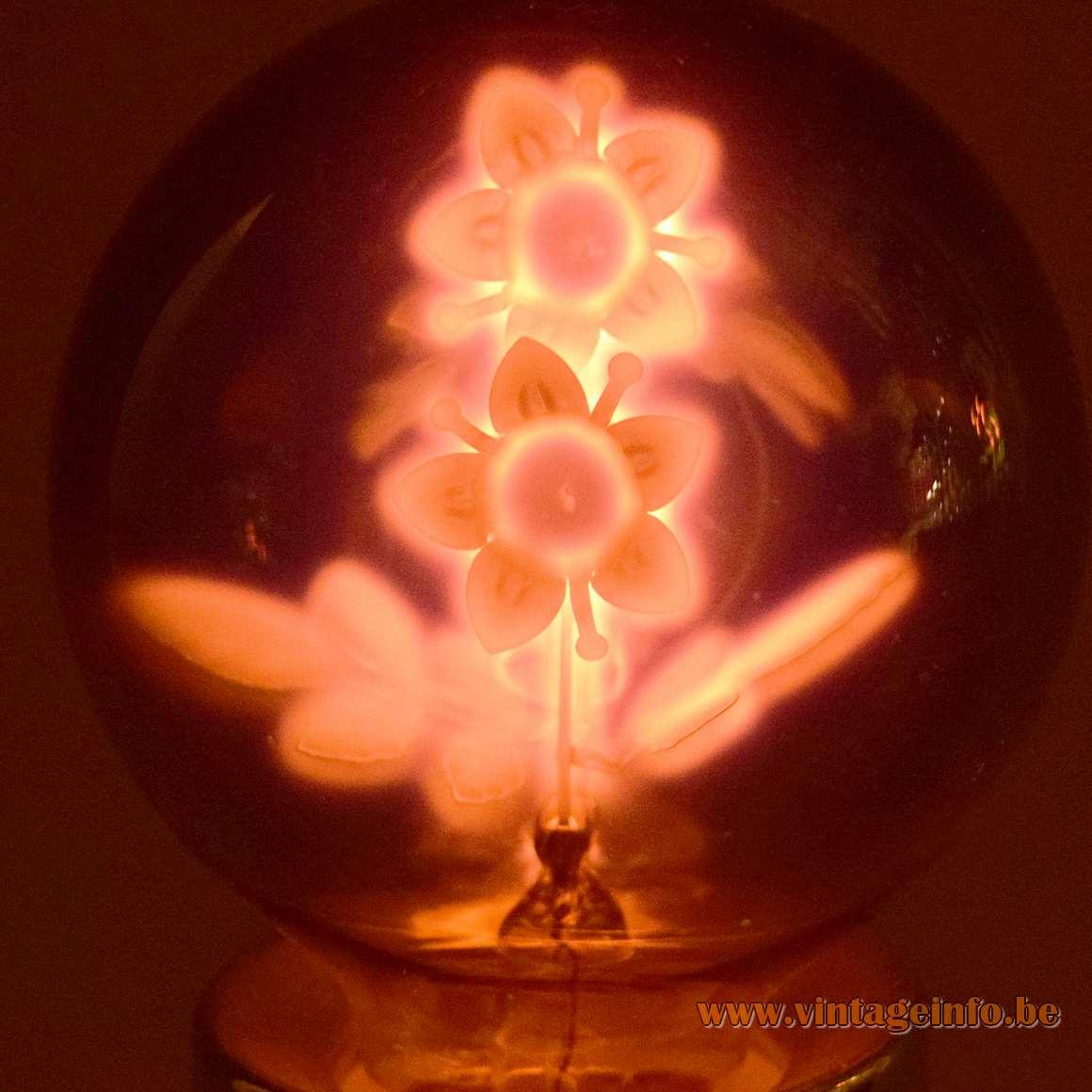 Aerolux Flowers Light Bulb