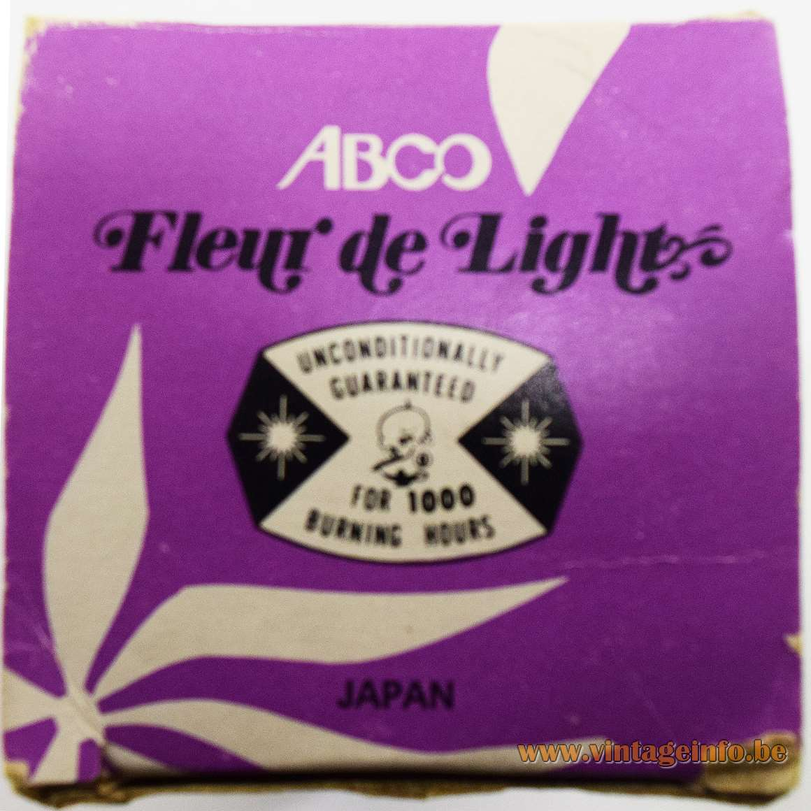 Fleur de Light ABCO Light Bulbs - Box