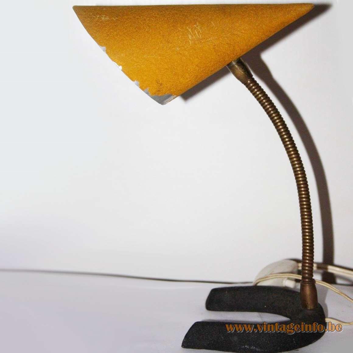 Horseshoe Desk Lamp - Conical