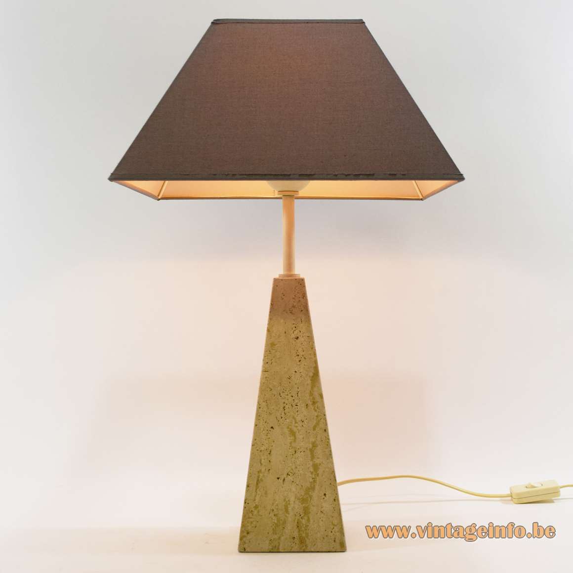 Le Dauphin Trabur Table Lamp