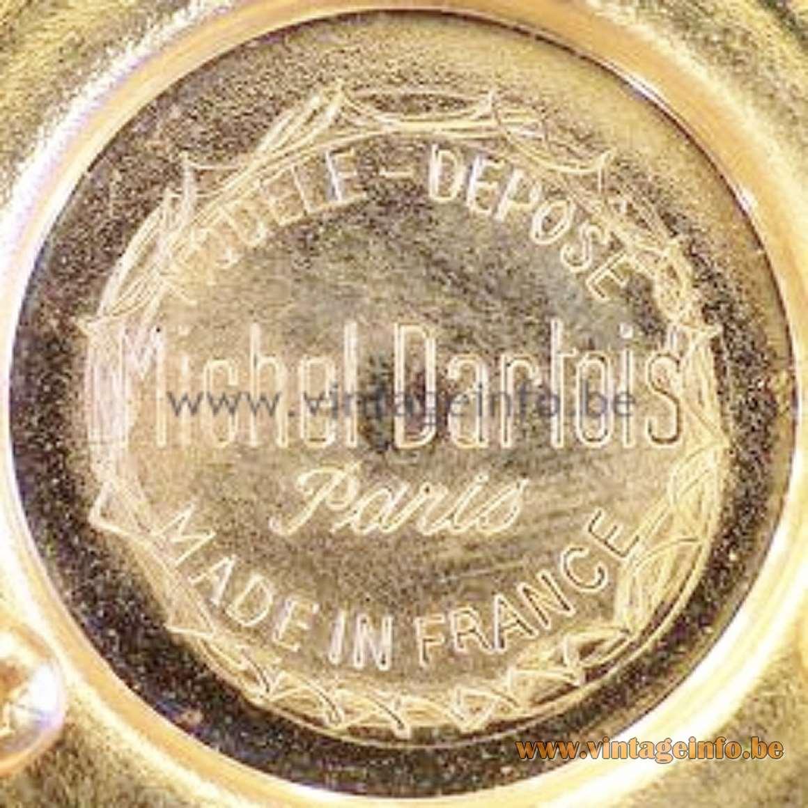 Michel Dartois Paris - Made in France - Modèle Déposé