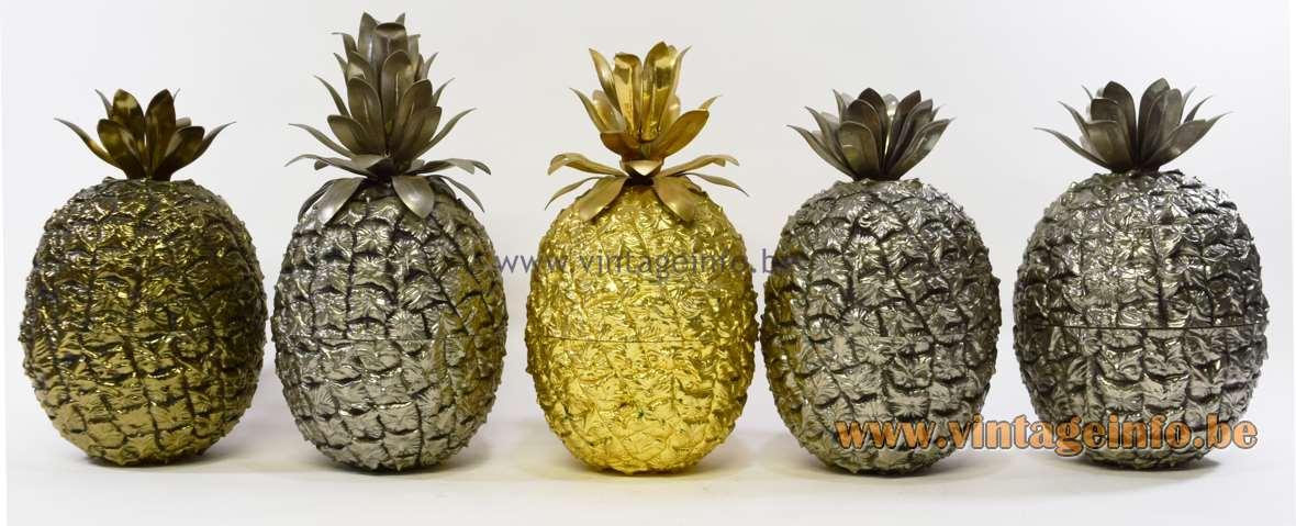 Pineapple Ice Buckets - Freddotherm - Turnwald