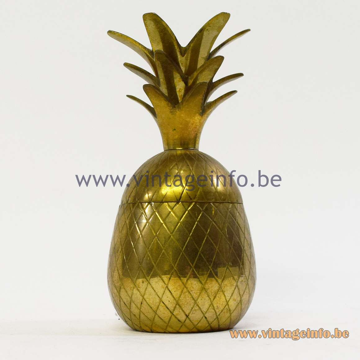 Pineaple in brass from India
