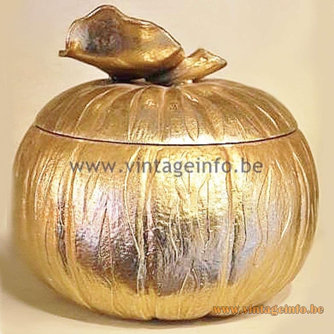 Pumpkin Ice Bucket Mauro Manetti