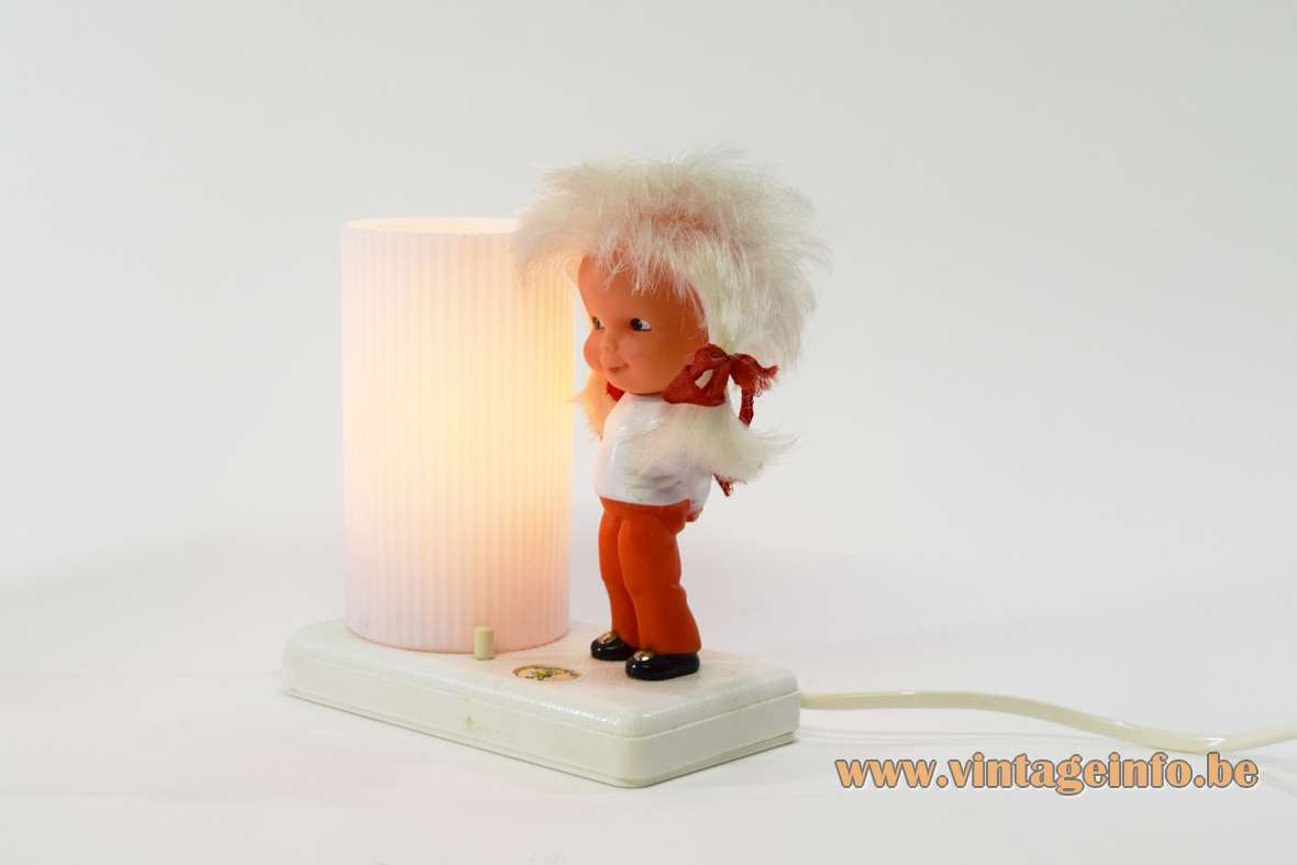 Pieter Klick Table Lamp
