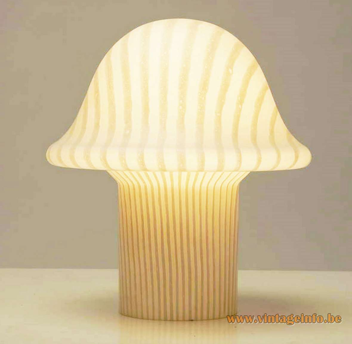 Peill + Putzler Mushroom Table Lamp