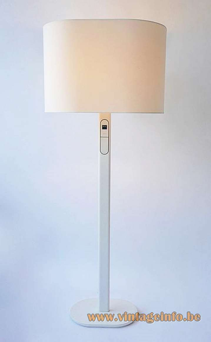 1980s Staff Floor Lamp