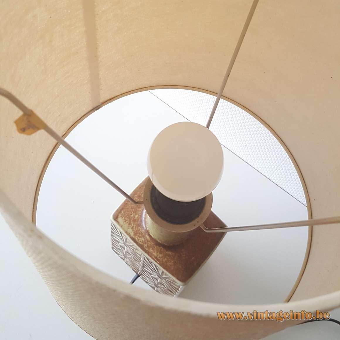 Désirée Stentøj Flowers Table Lamp