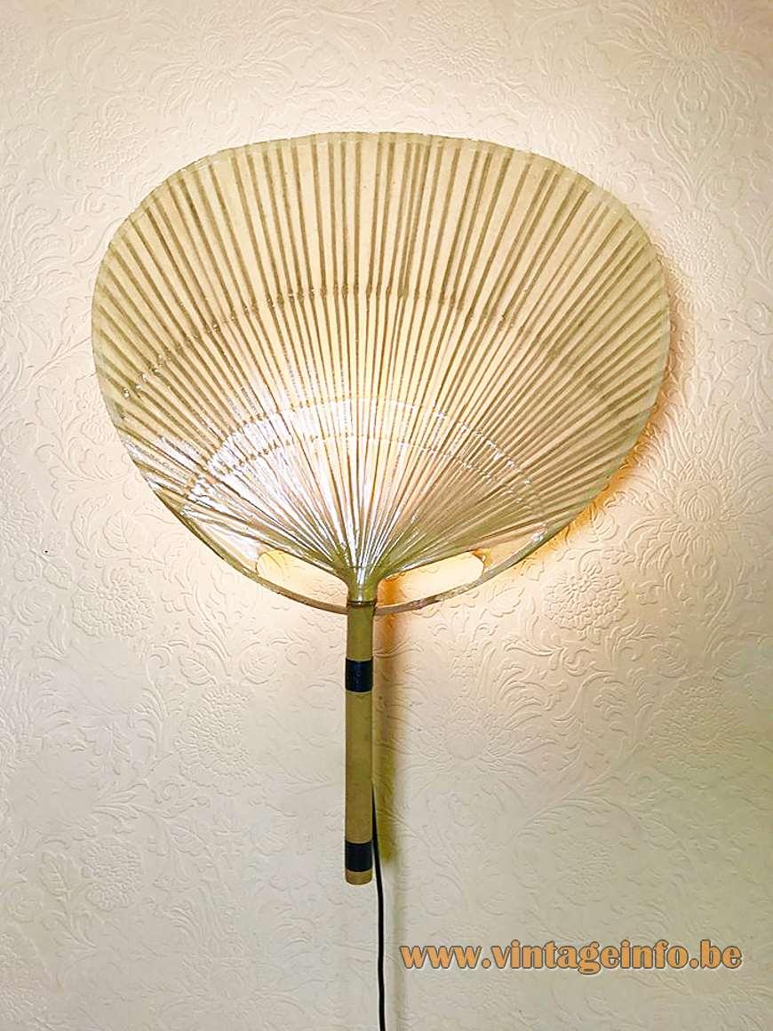 Ingo Maurer Uchiwa Wall Lamp