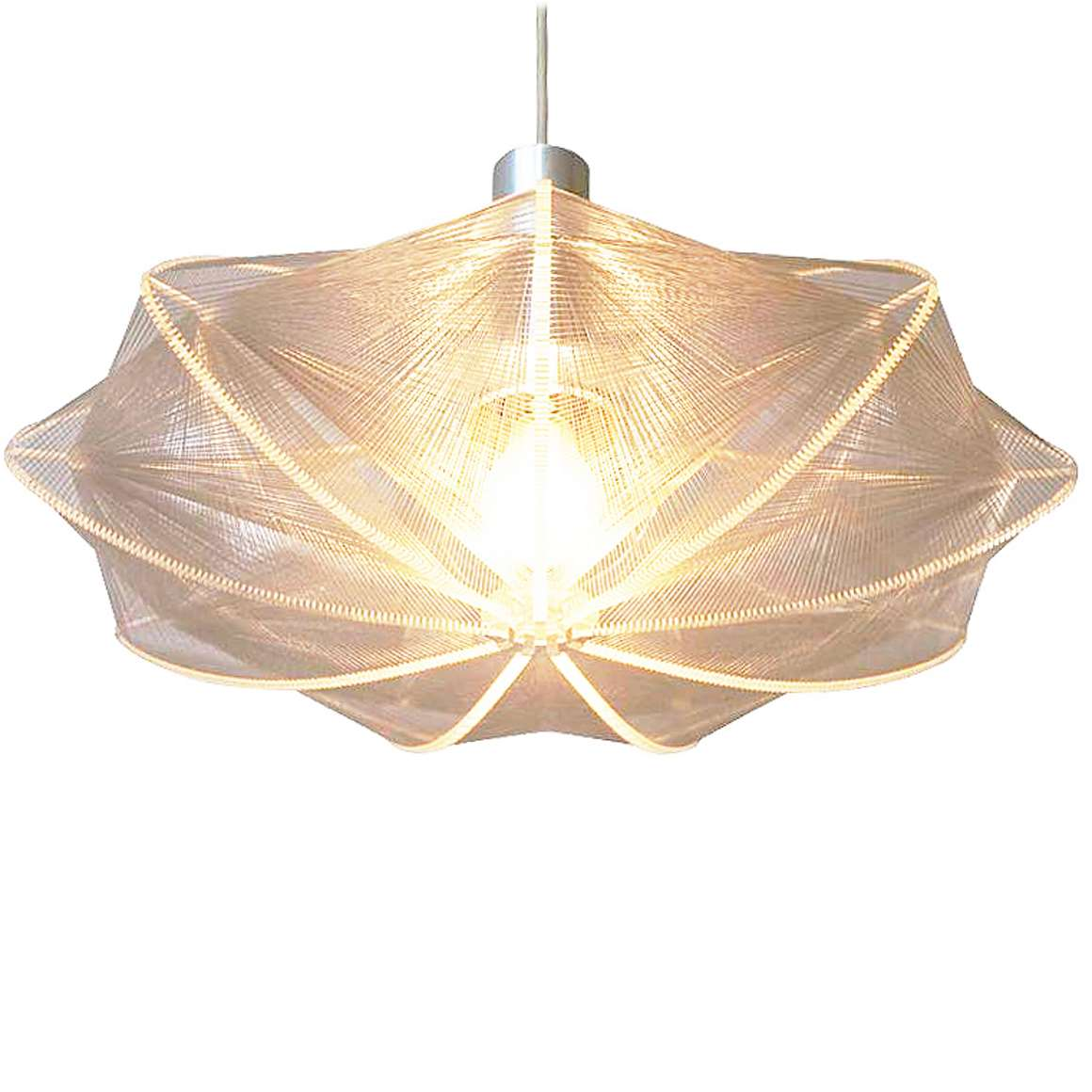 Paul Secon Sompex Pendant Lamp
