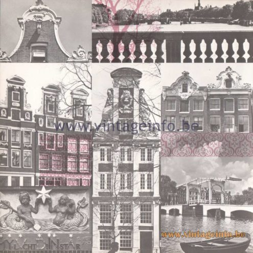 Raak Amsterdam Light Catalogue 8 - 1968