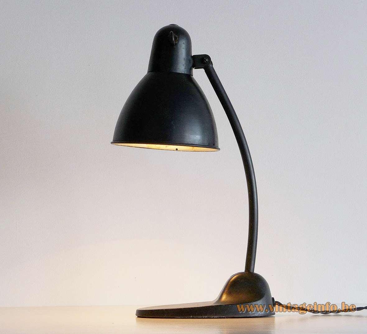 Siemens-Schuckertwerke L299 Desk Lamp